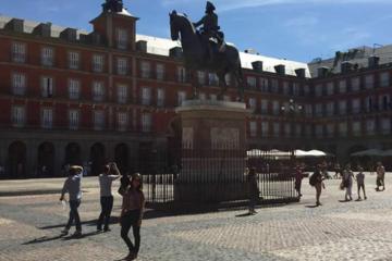 Uno de los sitios turisticos imperdibles en Madrid