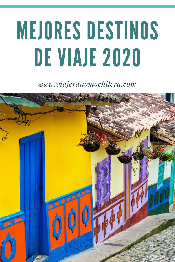 destinos recomendados 2020