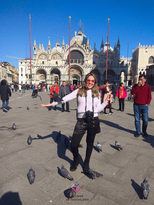 que ver en la plaza san marcos en venecia
