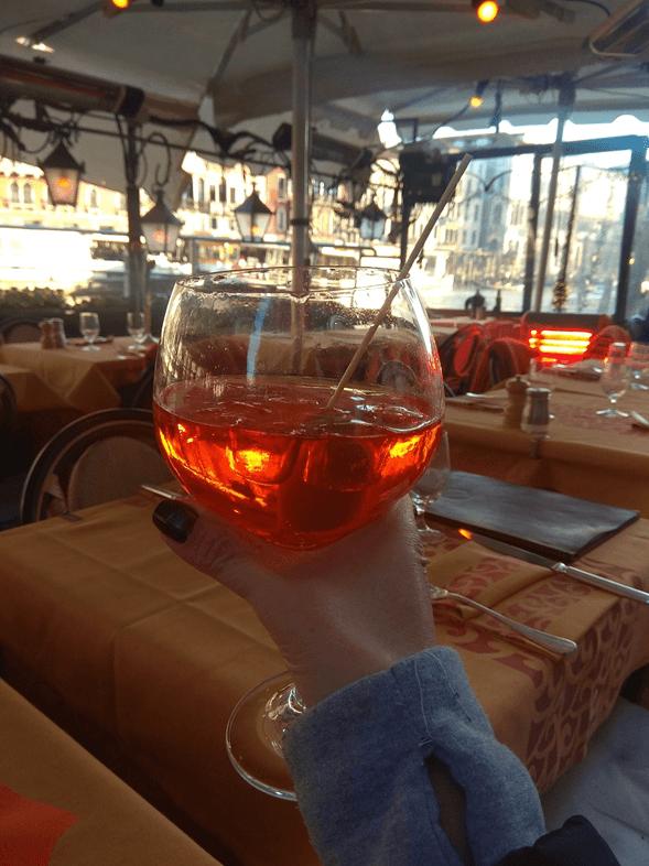 Que comer en Venecia