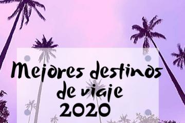 destinos 2020