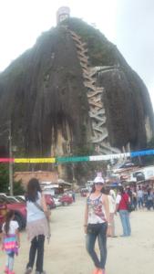 Piedra el Peñol Medellin
