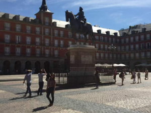sitios turisticos en madrid gratis