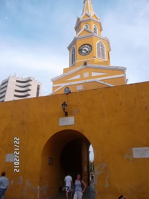Cartagena para hacer turismo en colombia