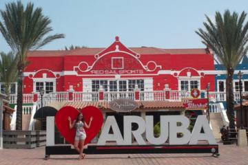Aruba la isla feliz