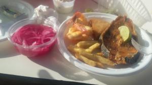 Gastronomia internacional en Aruba