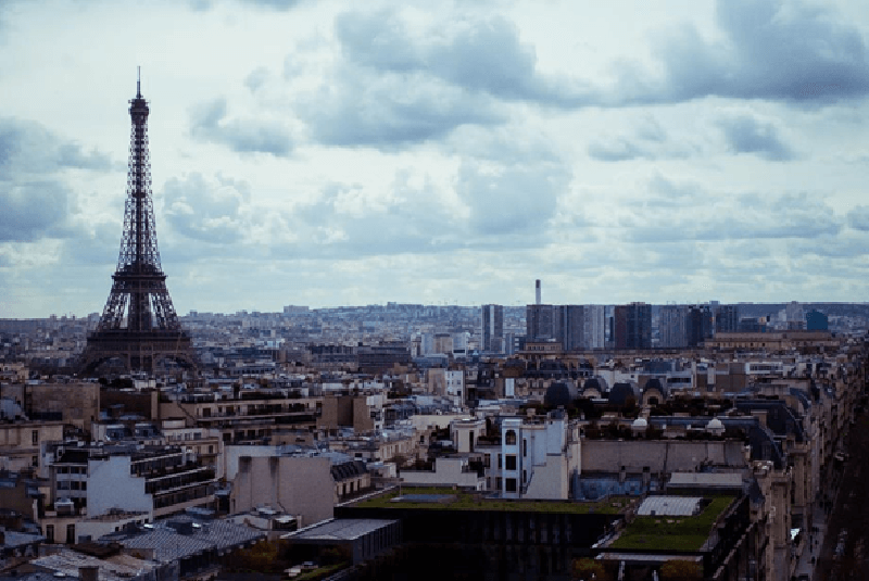 lugares turisticos en paris