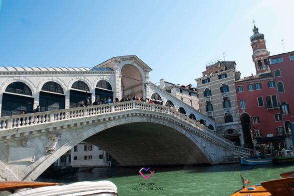 sitios turísticos en Venecia