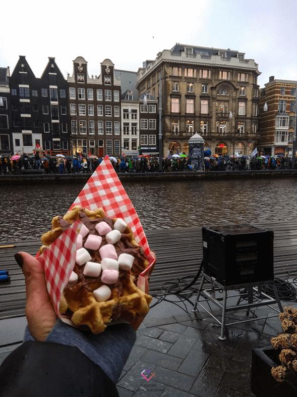 Que comer en amsterdam