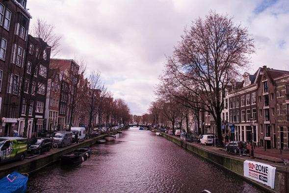Sitios turisticos en amsterdam
