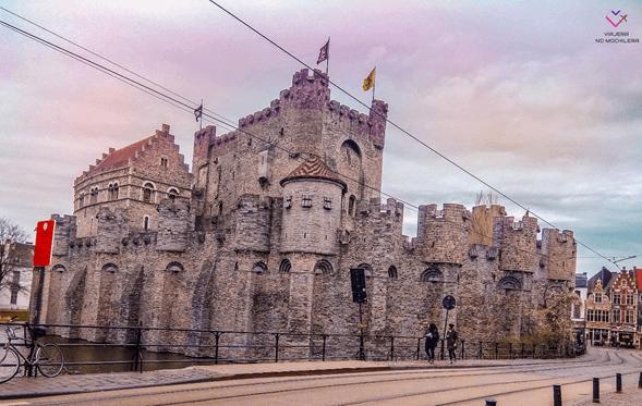 sitios turisticos en Gante