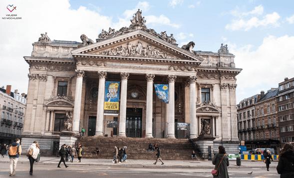 sitios turisticos en bruselas