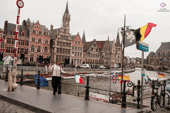 que ver en Gante Belgica