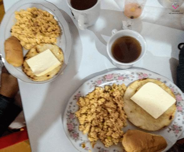 que comer en el eje cafetero colombiano