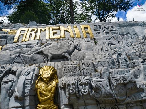 que ver en Armenia Colombia